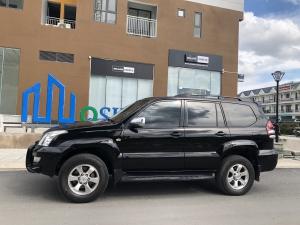 Bán ô tô Toyota Land Cruiser Prado 4x4 model 2008, màu đen, nhập Mỹ nguyên chiếc