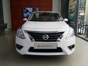 Giá xe Nissan Sunny màu trắng