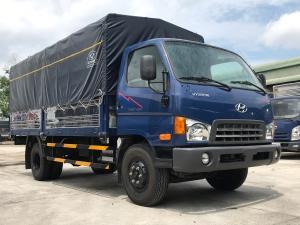 Giá xe tải Mighty 2017, Hyundai 8 tấn thùng dài 5m TPHCM