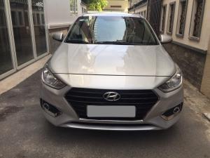 Bán Hyundai Accent Sport số sàn Bạc 2019 chính chủ.