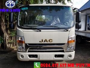 Bán xe tải JAC N650| Xe tải jac 6t5 Cabin Vuông 2020| Xe tải jac 6t5 Động cơ DEV Đức