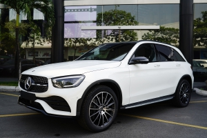 Mercedes-Benz GLC300 2020