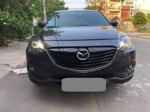 Bán Mazda CX9 2016 xám chì tự động máy móc zin cực đẹp