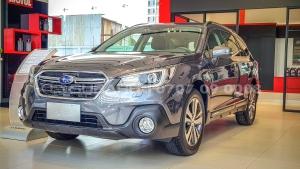 Subaru Minh Thanh giới thiệu SUBARU OUTBACK 2.5 i-S Eyesight, nhập khẩu Nhật Bản