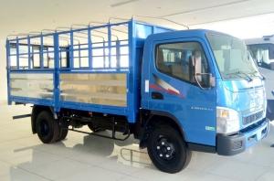 giá xe tải Mitsubishi 3,5 tấn tại tây ninh, khuyến mãi 100% lệ phí trước bạ tháng 6