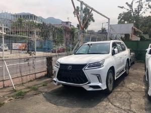 Giao ngay Lexus LX570 Super Sport S 2020 xuất Trung Đông mới 100% LH/ 0969.313.368