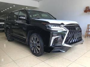 Bán Lexus LX570 Super Sport 2019 mới 100%- CAM KẾT GIÁ TỐT NHẤT THỊ TRƯỜNG