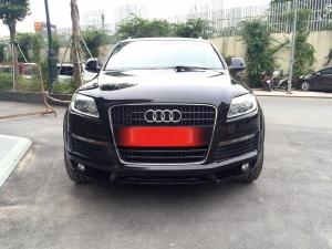 Audi Q7 sản xuất 2008 mới khủng khiếp odo 5,2 vạn km một chủ sử dụng từ mới tinh