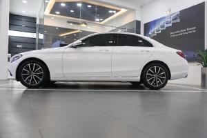 Mercedes C200 Exclusive - Ưu Đãi Lên Đến 100 Triệu