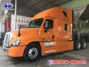 mua bán xe đầu kéo mỹ freightliner 2 giường đời 2014 nhập khẩu - đại lý bán xe cascadia 2 giường