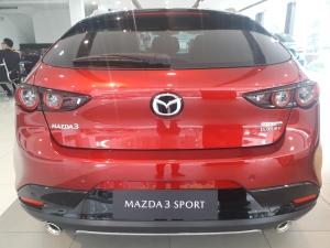 Mazda 3 sản xuất năm  Số tự động Động cơ Xăng