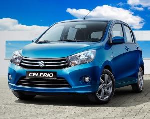 Suzuki Celerio [Xe CÓ SẴN GIAO NGAY] - Khuyến mãi Lớn.