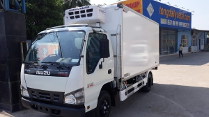 Xe tải ISUZU QKH (QKR270) thùng Đông Lạnh Quyền. Tải 1,9 tấn