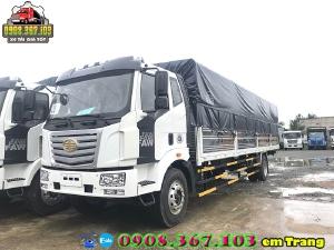 Xe tải 8 tấn thuùng dài - Hỗ trợ vay 80%