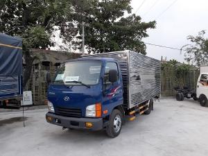 Xe tải Hyundai N250SL. tải 2,4 tấn, thùng dài 4m3