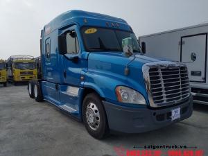 Xe Đầu Kéo Mỹ Freightliner Cascadia Máy Detroit