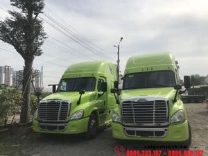 Đầu Kéo Mỹ Freightliner Cascadia Máy Detroit DD15