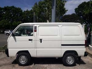 Xe tải Suzuki Van 580kg chạy giờ cao điểm, Ưu đãi 25 triệu trong tháng