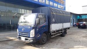 Xe Tải IZ65(máy ISUZU) Tải 1,9 tấn 2,4 tấn 3,5 tấn. Cho mọi người chọn