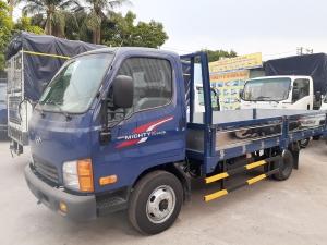 Giá Xe Tải Hyundai 2,4 tấn (New mighty N250SL) Thùng Lửng. Mua xe trả góp 70 - 90%