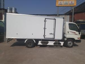 Giá Xe Tải Hyundai N250 tải 2,4 tấn. Thùng kín composite