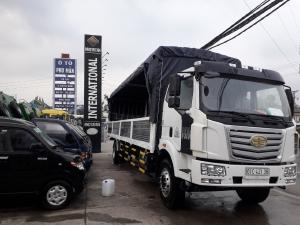 Xe tải Faw 7,25 tấn thùng 10 mét | Bảng Giá Xe tải faw 7,25 tấn 02 - 2020