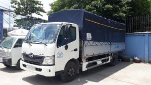 Gía xe Hino XZU730 Tải 5,1 tấn. Hổ trợ 70 - 90%