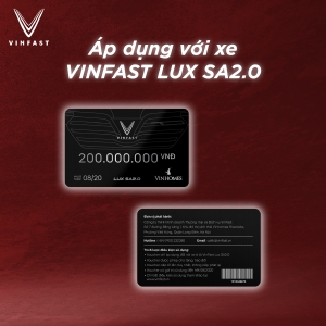 Xe VinFast Lux A 2.0 Plus 2.0 AT