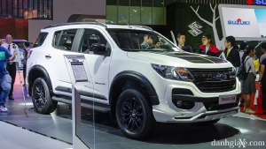 Xe Chevrolet Trailblazer LTZ 2.5L VGT 4x4 AT 2019