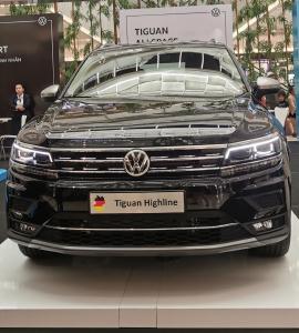 Xe Tiguan 5+2 mới hàng Đức nhập,hệ dẫn động 4motion 4 bánh toàn thời gian