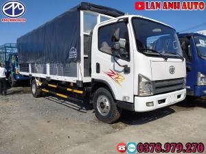 xe tải faw 7 tấn 3 động cơ Hyundai giá tốt