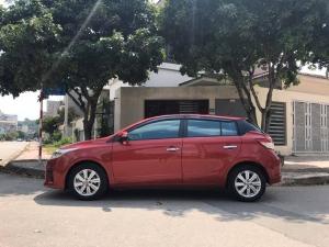 Bán Toyota Yaris 2016 tự động nhập Thái, màu Đỏ