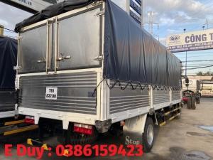Giá xe faw 2020 , xe tải faw 8 tấn_thùng 6m2 , động cơ hyundai