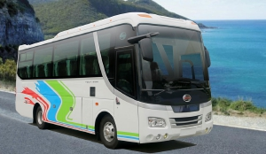 Bán xe khách SAMCO 30 chỗ ngồi bầu hơi