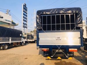Xe tải faw 7.3 tấn thùng bạt động cơ hyundai nhập|Hỗ trợ trả góp