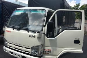 Giá xe tải isuzu 1.9 tấn vinh phat thùng 6m2 vào thành phố