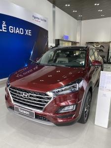 Hyundai Tucson 2.0 CRDi (Dầu) 2020