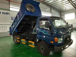 xe ben đủ loại tải trong, hyundai thành công