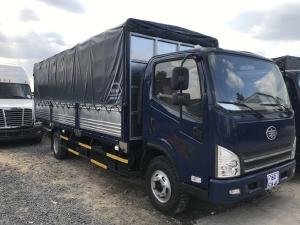 Xe tải faw 8 tấn ga cơ động cơ hyundai nhập khẩu