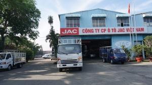 Xe tải jac 7 tấn N700 thùng 6.2 mét động cơ cummin nhập 2020|Hỗ trợ trả góp