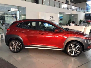 Hyundai Kona 1.6 Turbo khuyến mãi siêu khủng - 0909.142.346