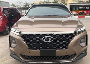 Hyundai Santafe khuyến mãi đặc biệt - 0909.142.346