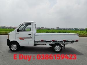 Giá xe tải 1 tấn   xe dongben 2020 : dongben 1021 thùng - 870kg-810kg-770kg