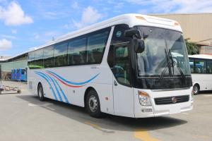 Bán xe khách SAMCO 47 chỗ ngồi động cơ Doosan Hàn Quốc