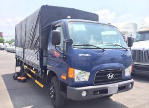 xe ben hyundai 110SP 7 tấn giá siêu mềm