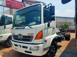 Xe HINO FC9JNTC (2020) 6,4 tấn/ 7,2 m⚖️