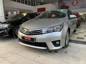 Toyota Corolla Altis 1.8G đời 2016 màu bạc