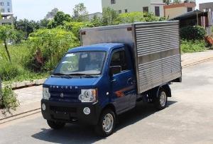 Giá xe tải 1 tấn +bình dương | xe dongben 2021 : dongben 1021 thùng - 870kg | 810kg | 770kg .
