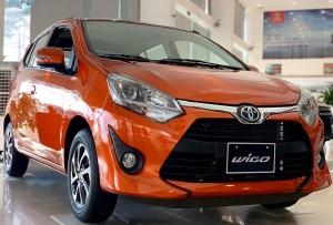 Bán Toyota Wigo 1.2AT