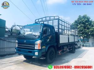 Xe tải chiến thắng 7 tấn, giá xe tải 7 tấn chiến thắng ga cơ